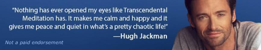 Hugh Jackman - Testimonials